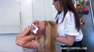 Damsels in Peril free